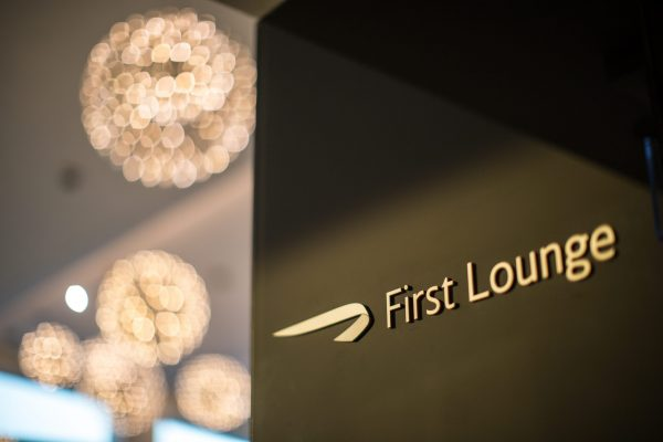 LONDON, UK:  British Airways Lounge at South Terminal, London Gatwick on 24 January 2017 (Photo by: Nick Morrish/British Airways)
