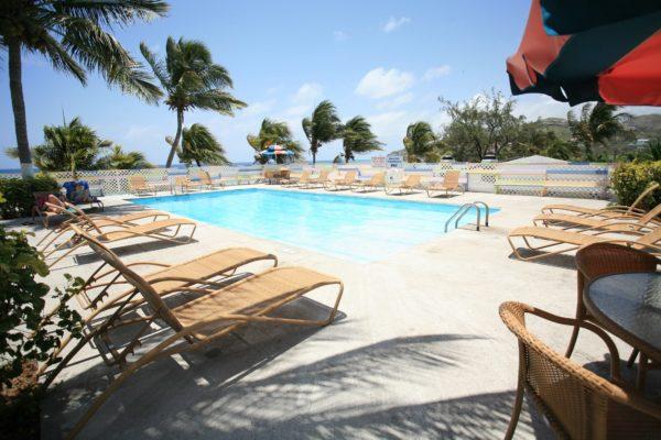 Timothy Beach Resort Pool Area